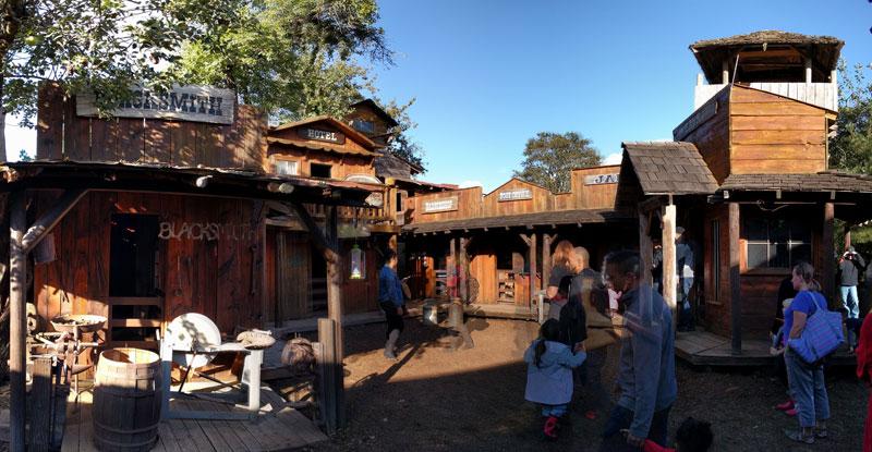 Roloff Farms Western Town