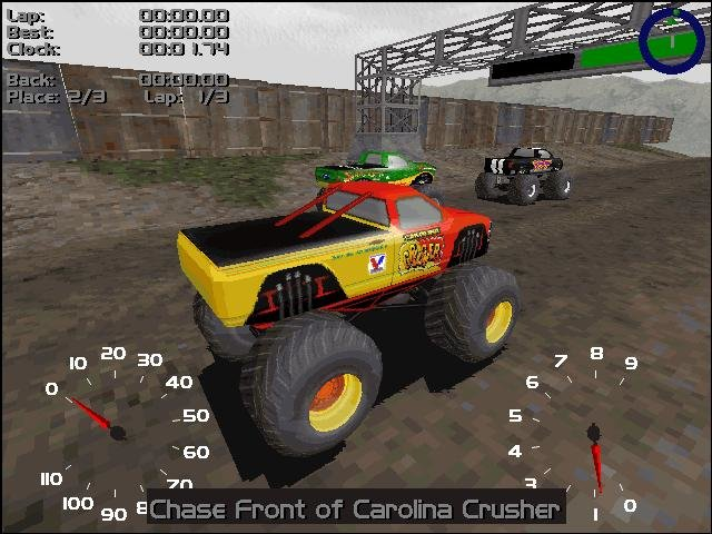 Monster Truck Madness 2 PC Review And Full Download