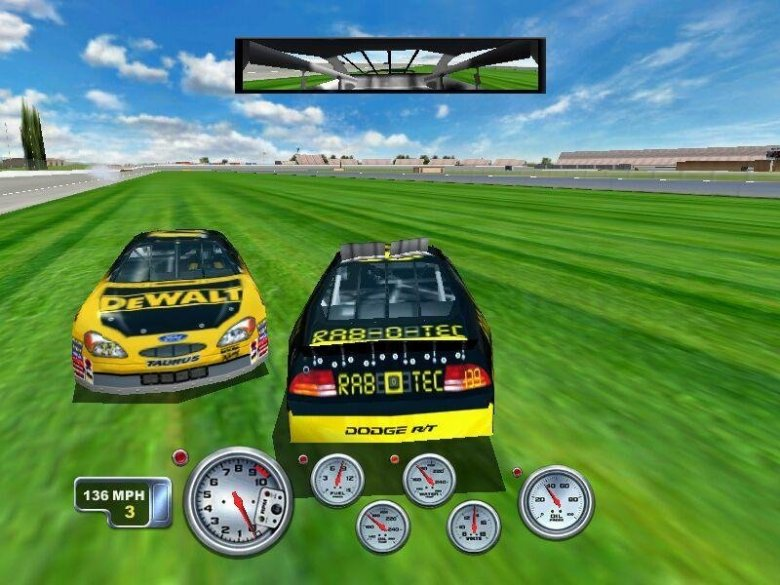 NASCAR Racing 4 (2001) - PC Review and Full Download | Old PC Gaming