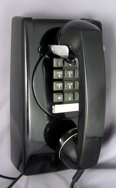 Oldphoneworks Antique Phones All 3554 Black