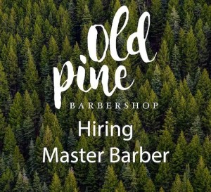 We Are Hiring A Master Barber!