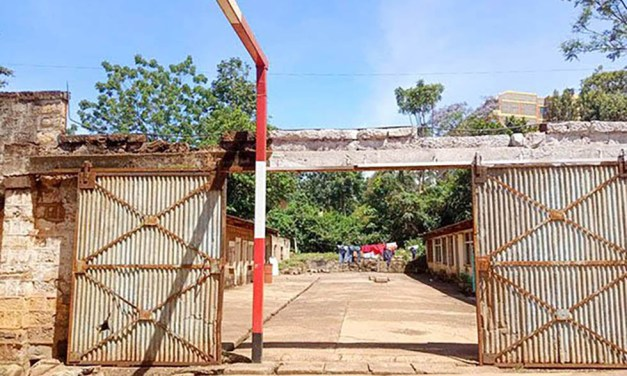 Old British prison in Kenya given new life
