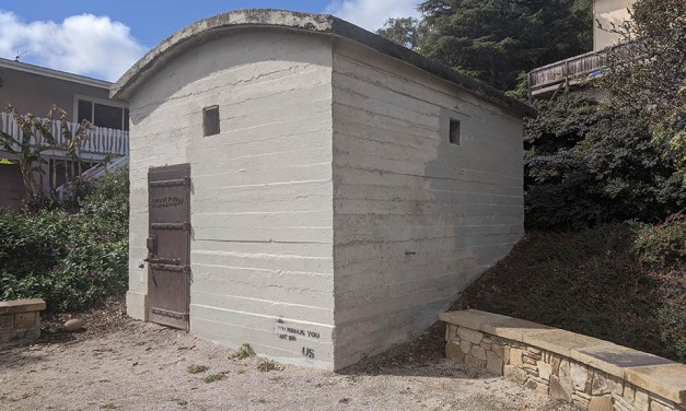 Old Hoosegow, Arroyo Grande, California