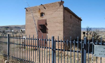 Historic Pearce Jail, Pearce, Arizona