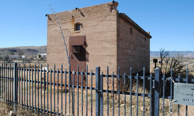 Historic Pearce Jail, Pearce, Arizona