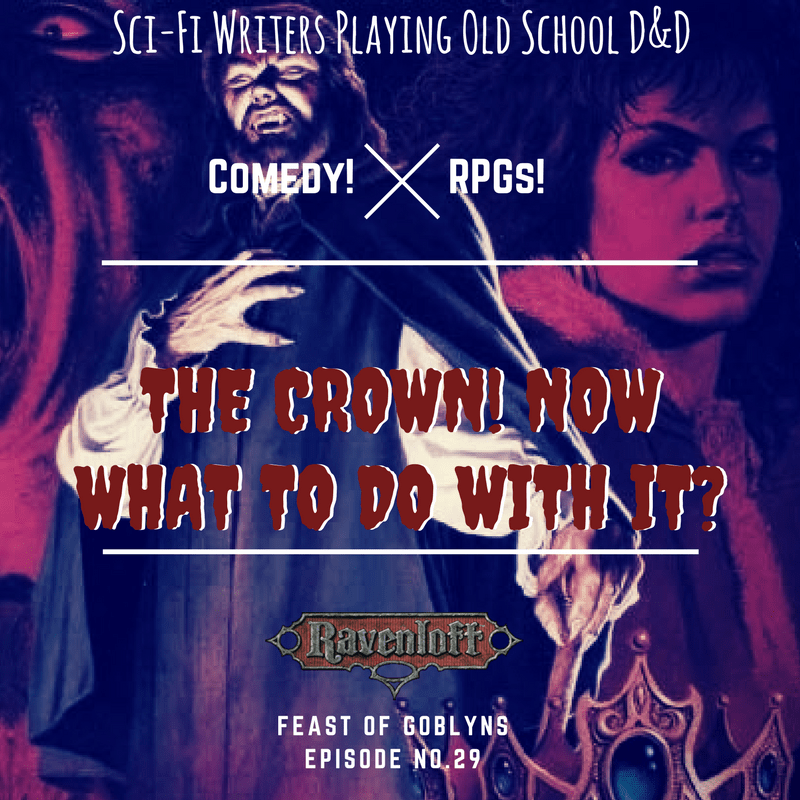 Episode 29: The Crown! Now What To Do With It?