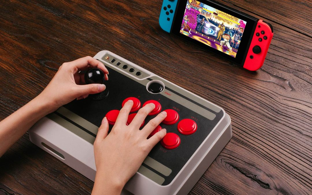 8Bitdo® Brings the Past to the Future at gamescom 2017!