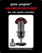 The Atari 2600 Game By Game Podcast
