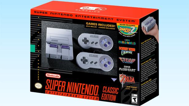 Super Nintendo Entertainment System™: Super NES Classic Edition Features Trailer