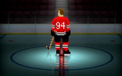 Inside NHL 94 Documentary 'Pixelated Heroes'