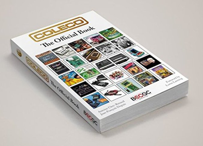 Antoine Clerc-Renaud Talks 'Coleco: The Official Book' And More