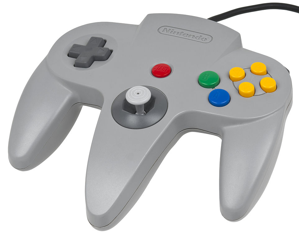 The Nintendo 64 Controller What Was With That Weird Thing Old School Gamer Magazine