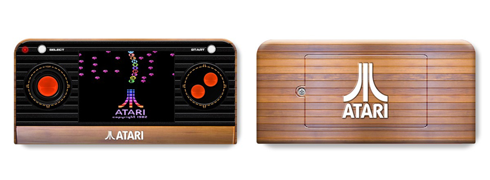 Atari to Release its Very Own 2600 Handheld