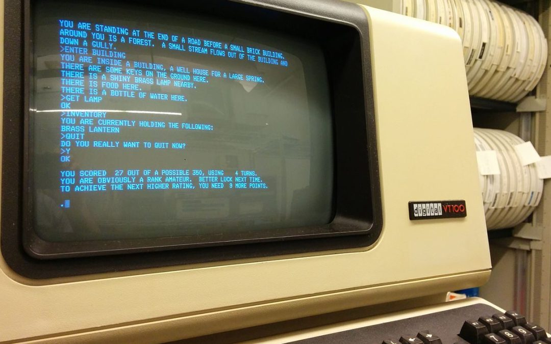 SUPERBRIEF: Colossal Cave Adventure