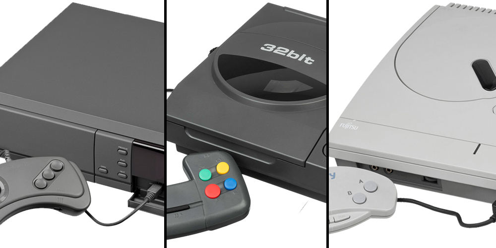 Remembering the CD-Based Consoles Before the PSone