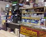 DisKounters at Wolff's Flea Market