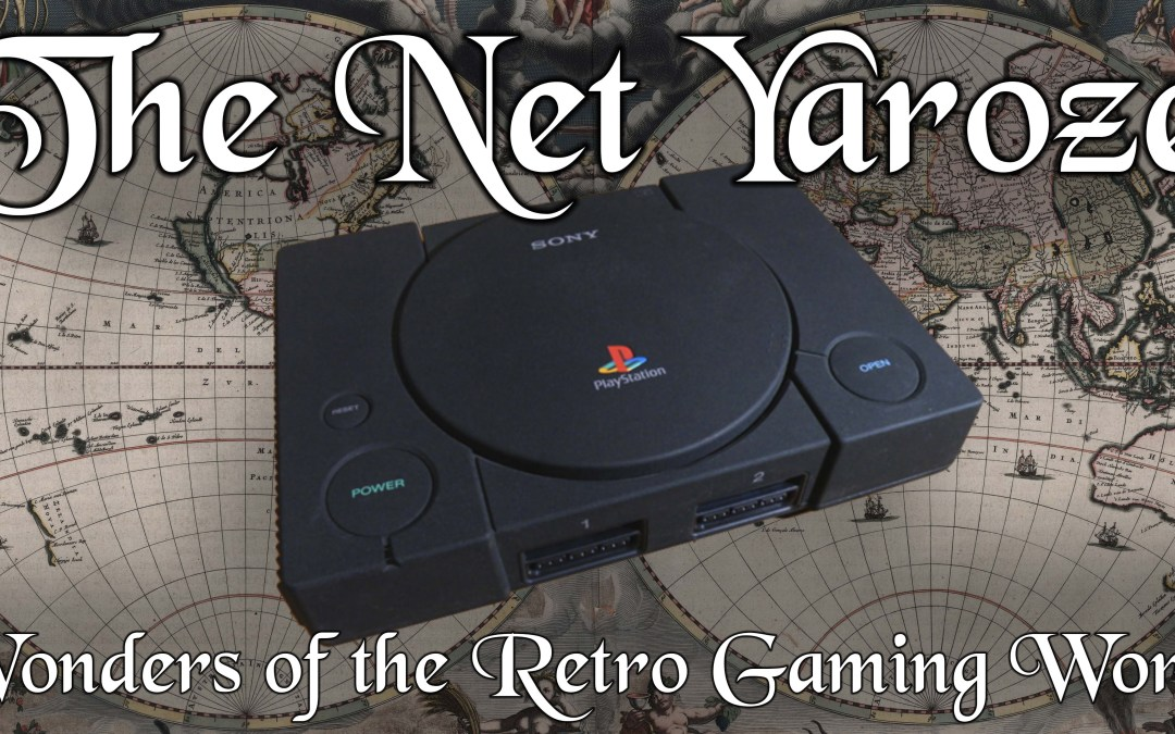 The Net Yaroze: Wonders of the Retro Gaming World