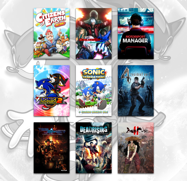 Old School Games/Retro available in a discount bundle through Humble Bundle CHEAP!