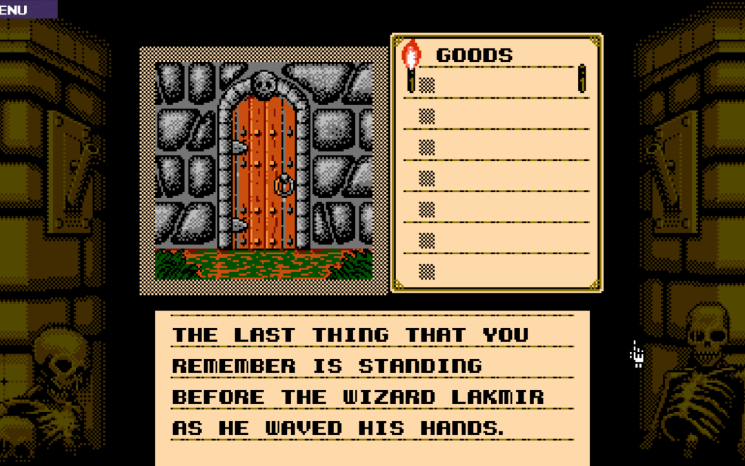 Shadowgate from 1987 Returns with Friends