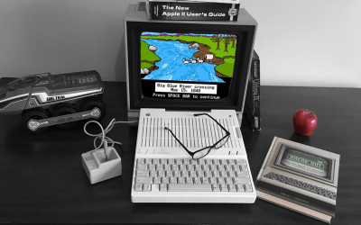 """A Review of """"Break Out: How the Apple II Launched the PC Gaming Revolution"""""""