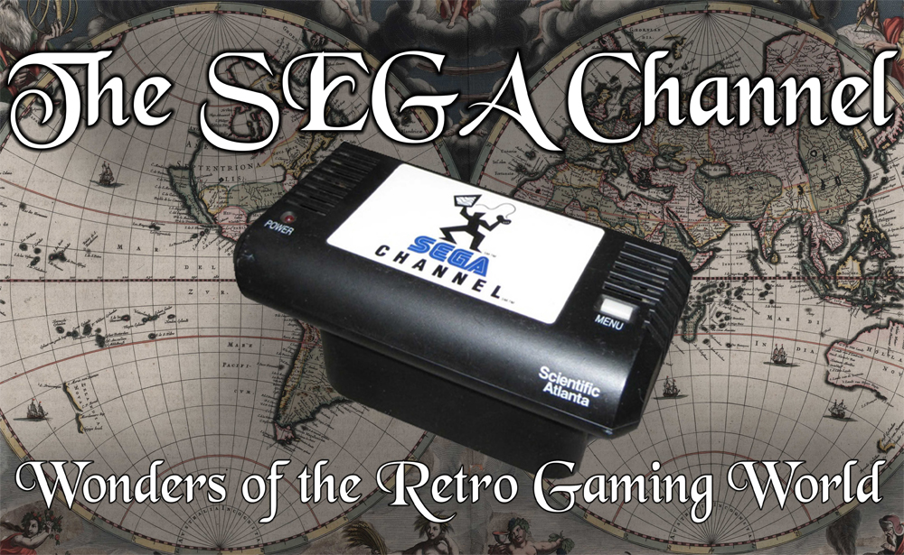 The SEGA Channel: Wonders of the Retro Gaming World