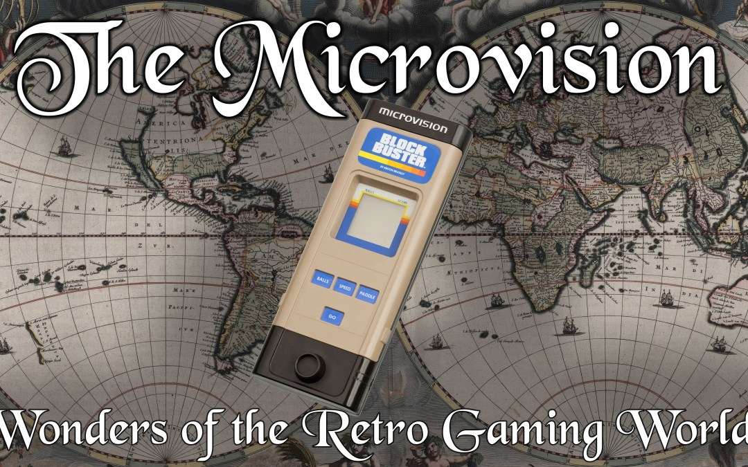 The Microvision: Wonders of the Retro Gaming World