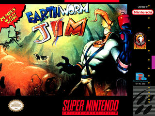 Downright Bizarre: Earthworm Jim – Groovy!!!!