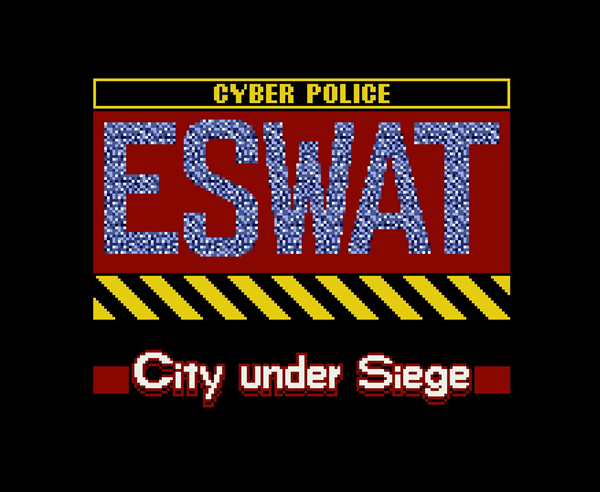 Sega Forever Review: ESWAT: City under Siege