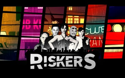 Old School Gamer Magazine Exclusive: Inside Riskers