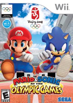 Phoenix IV: Mario Meets Sonic