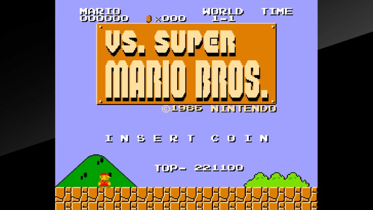 Review: Arcade Archives Vs. Super Mario Bros. for Nintendo Switch