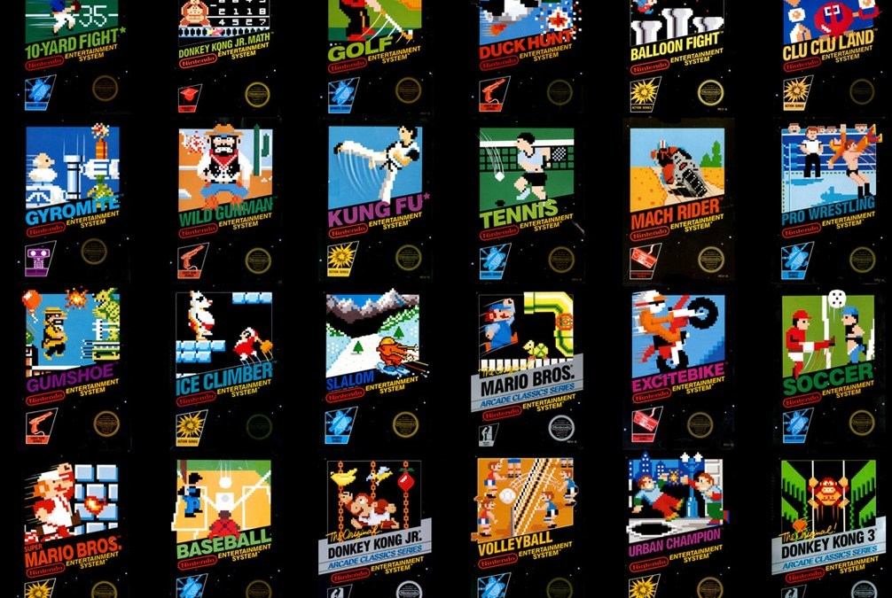 System Spotlight Christmas Edition – Nintendo Entertainment System (NES)