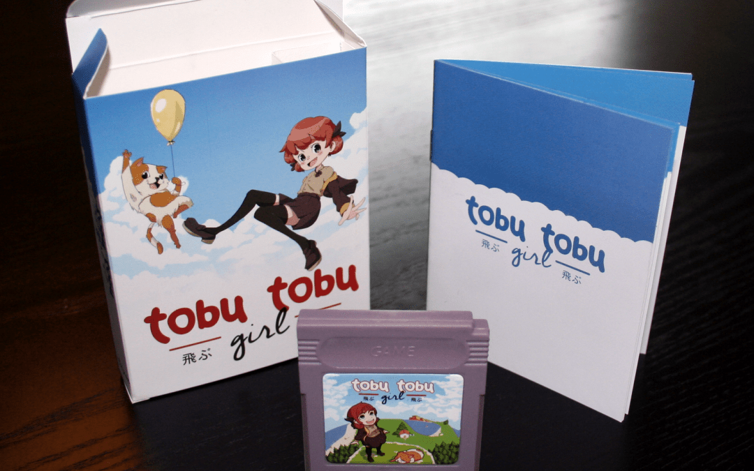 Homebrew Game Boy Game Gets Physical Release