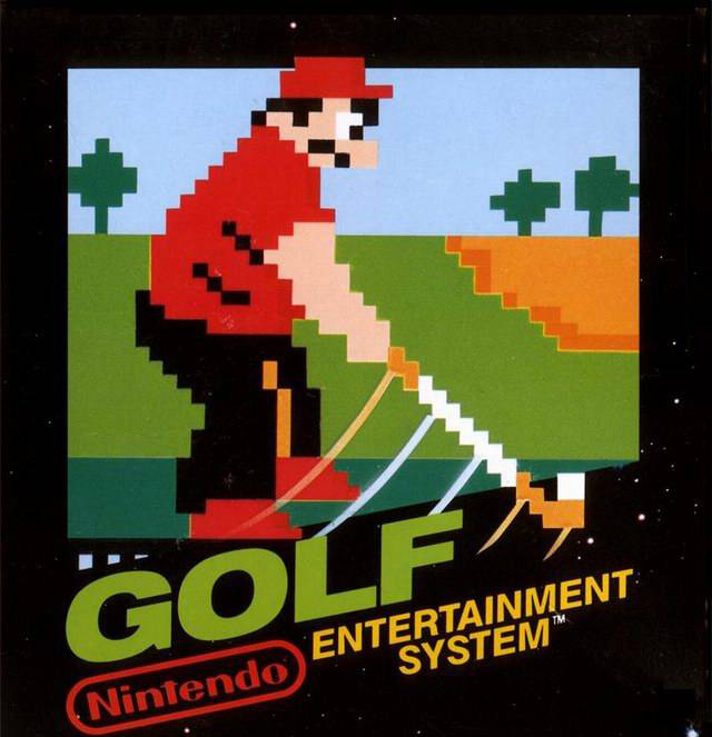 Mario Mania: Game Cameos for the Fan's Complete Collection – Golf