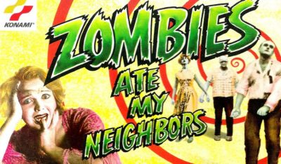 Downright Bizarre Games: Zombies Ate My Neighbors – Good or Bad?!?!?