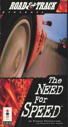 The Need for Speed  (3DO)