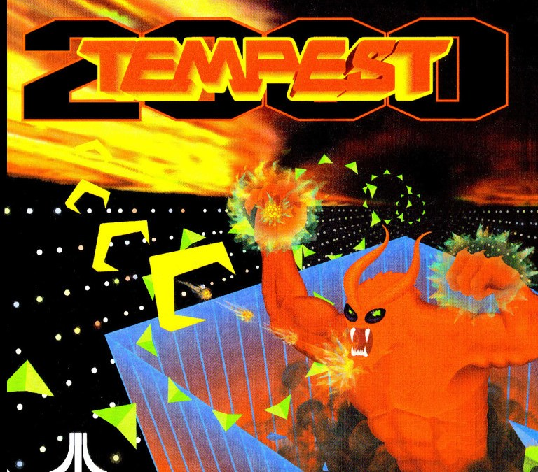 Tempest 2000 (Atari Jaguar)