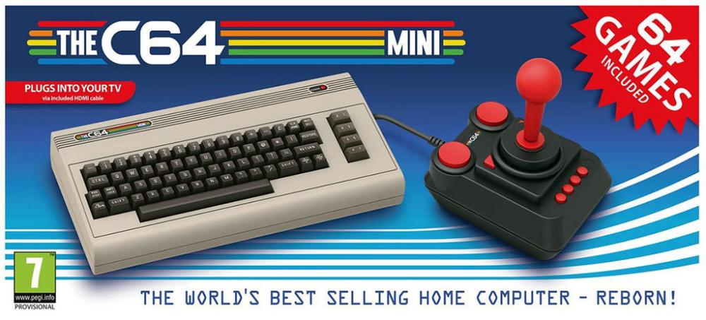 RETROSPECTIVE: Making Sense of THEC64 Mini