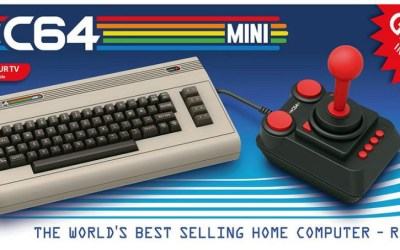 RETROSPECTIVE: Making Sense of THEC64 Mini