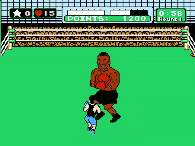 Mike Tyson's Punch Out!! (Nintendo Entertainment System)