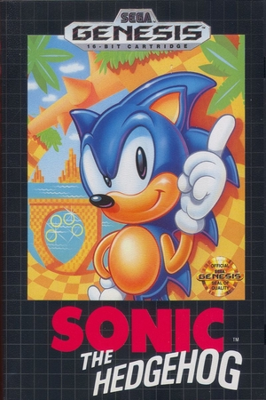 Sonic the Hedgehog (Sega Genesis/Mega Drive)