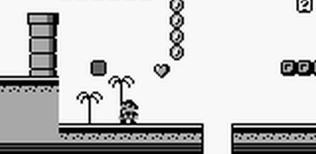 A Look at Super Mario Land's 1-Up Hearts