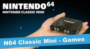 nintendo 64 classic edition target