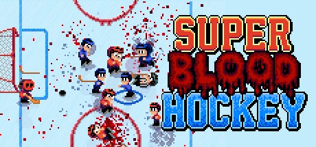 Old School Gamer Magazine Exclusive: Inside 'Super Blood Hockey'