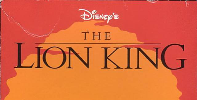The Last Official Release: NES – The Lion King
