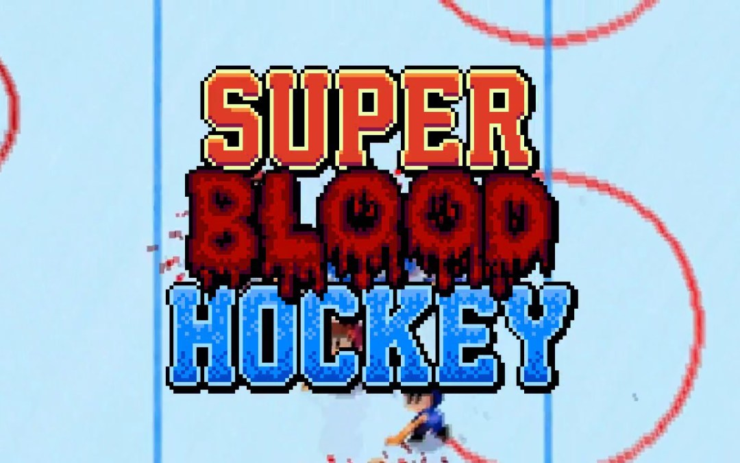 OSGM Plays: Super Blood Hockey