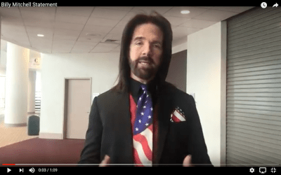 Billy Mitchell Official Statement