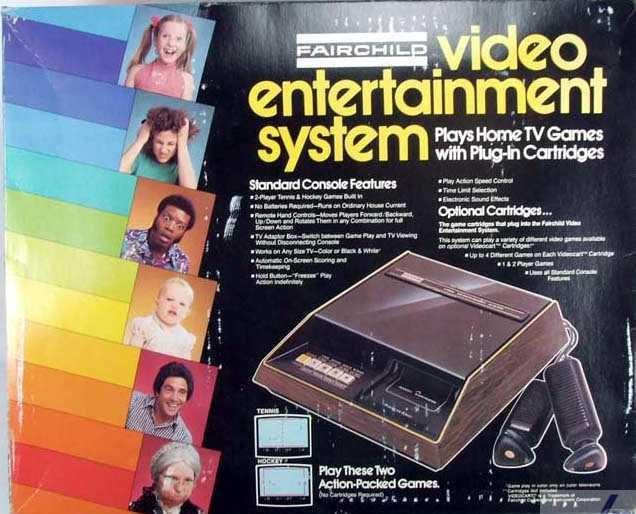 System Spotlight – Fairchild Channel F