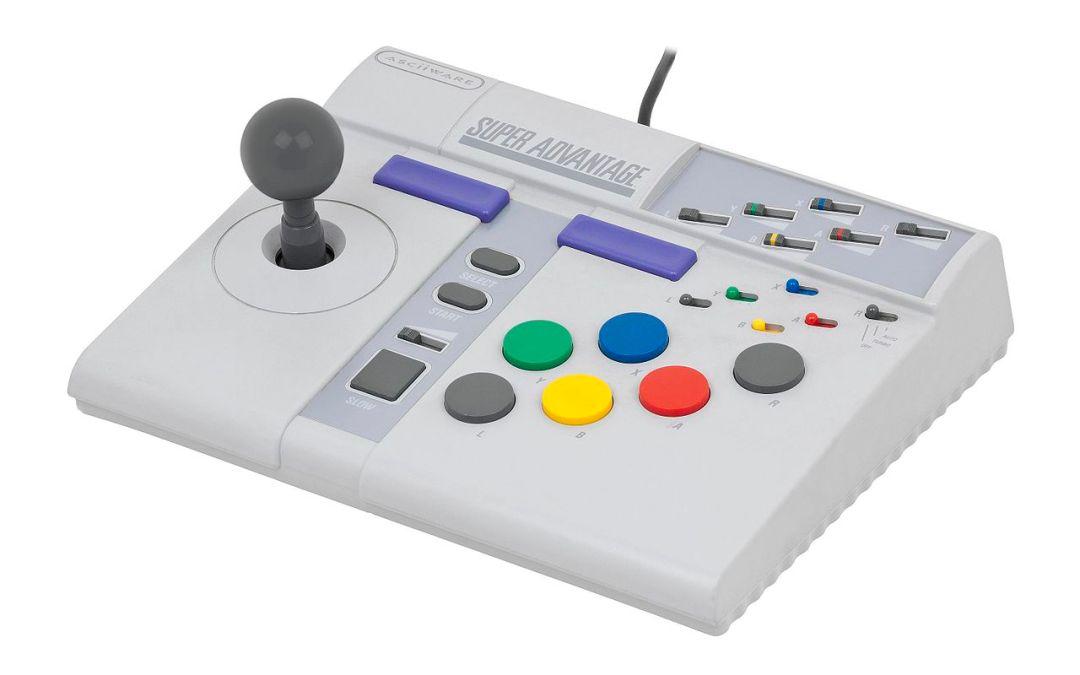 A Closer Look at Nintendo ASCII's Official Super NES Peripherals: Super Advantage