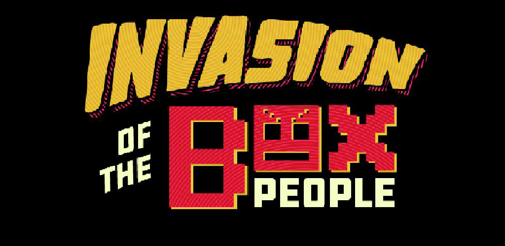 Old School Gamer Magazine Exclusive: Inside 'Invasion of the Box People'